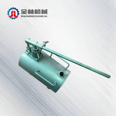 山东省元旦促销DWS-30型手动液压泵站快速增压升柱器