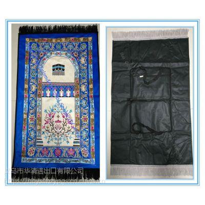 2019新款穆斯林提花拜毯 Latest Muslim jacquard praying mat