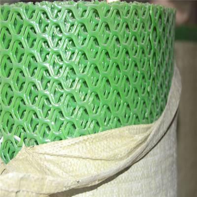 塑料网一卷价格 云南养殖网 绿色塑料平网