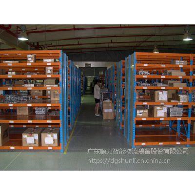电子工厂专用货架、人工可操作层板式货架、质保5年货架厂家139 0264 1832