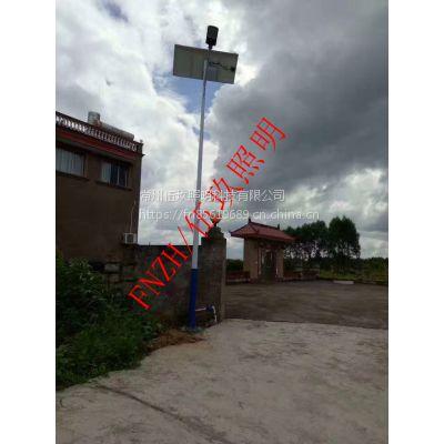 四川巴中新农村太阳能路灯厂家新农村太阳能路灯批发价格哪里照明