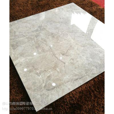 佛山瓷砖厂家直销800*800灰色通体大理石大厅地面瓷砖