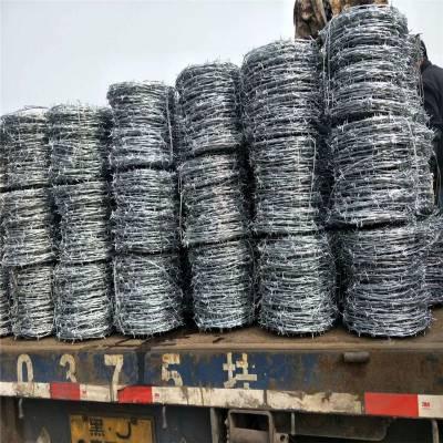刺绳价格 刀片刺绳怎么安装 刺网护栏网
