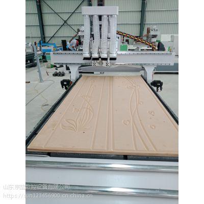 木工开料机适用于;板式家具,定制家具,橱柜衣柜,等行业设备——京蓝品牌制造