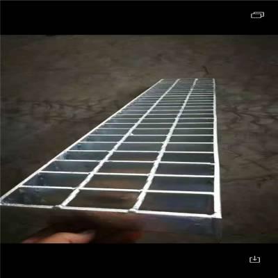 钢格栅板平台 格栅板理论重量 楼梯踏步板安装