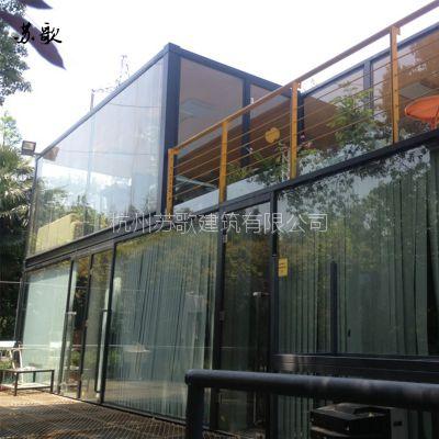 上海集装箱办公室设计、定制、改造、装修 活动房 节能环保 集装箱房屋
