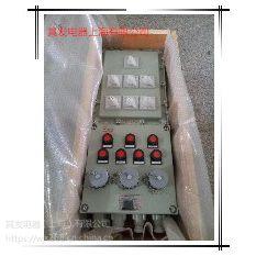 BXX51-3防爆检修电源插座箱 照明动力开关配电箱