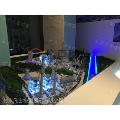 炼化厂区沙盘_化工流程模型北京凡古模型专业设计制作