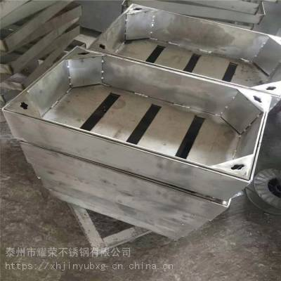 耀荣 生产各种不锈钢铁板镀锌井盖、 复合窨井盖 201+铁板阴井盖 价低美观