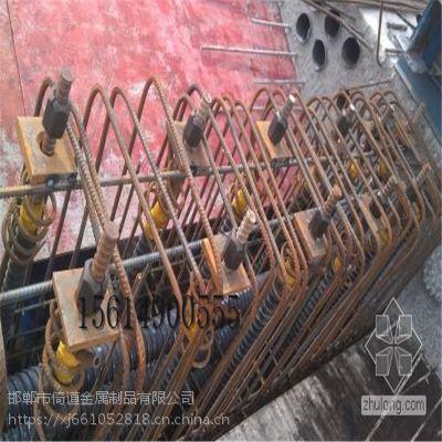 精轧螺纹钢螺母垫板 螺旋筋 连接器晓军生产质量保证