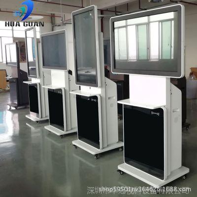 生产厂家vr电脑一体机触控高清vr体验馆设备旋转立式横竖屏智能机