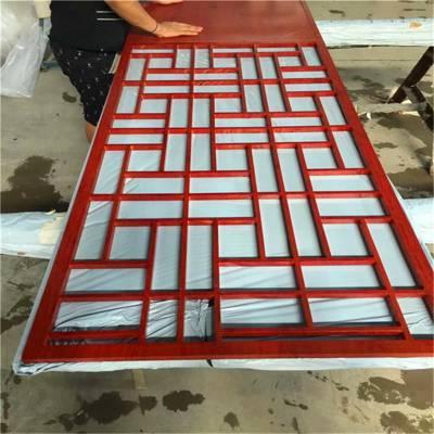 陕西省铝窗花专业生产厂家