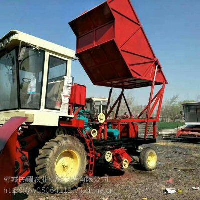 山东菏泽厂家过夜自走式青储机 多功能玉米秸秆粉碎收割机