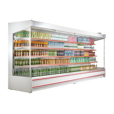 绿缔 超市风幕柜 水果保鲜柜 商超柜