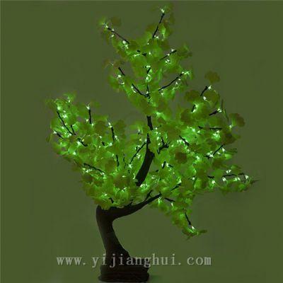 仿真绿色灯树/假树/仿真植物 室内装饰树 厂家直销绿色灯树