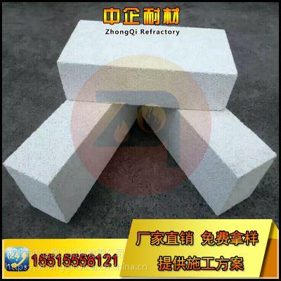 郑州中企耐材莫来石保温砖JM-28 0.8耐火砖 浇注料 粘土砖周期短 时效快
