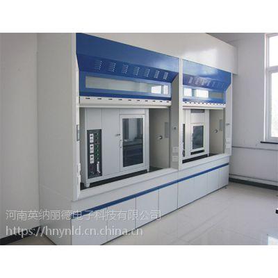 2.4 河南郑州开封 通风柜 通风橱 全钢边中央台药品试剂器皿柜厂家
