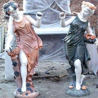 黑龙江省人物雕塑价格/人物雕塑厂家