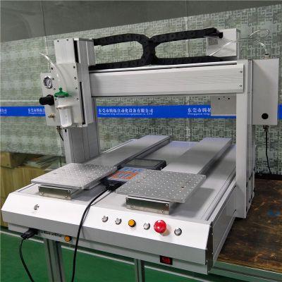 UV胶电子产品点胶 包装胶水沟槽密封专用点胶机