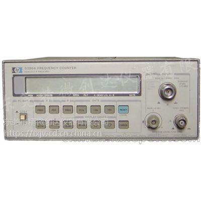 惠普-HP-5386A-系统频率计数器