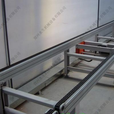 输送链条 实体厂家 专业输送链条定制--郑州水生机械设备