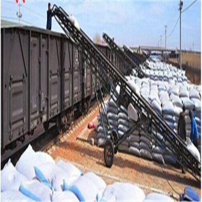 工厂托辊带式输送机 兴亚大型皮带输送机设备
