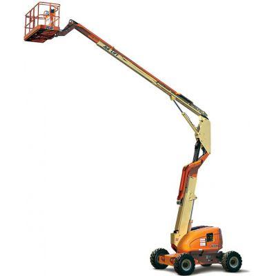 垂直升降式高空作业车价格便宜-起重汇
