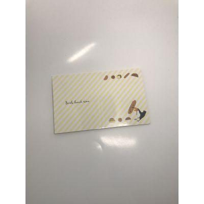 定制带有软底卡的迷你型便签组合-博艺印刷品