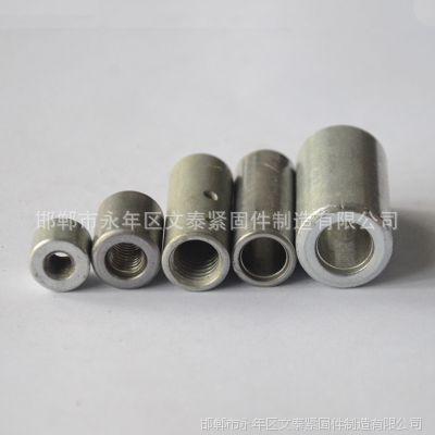 厂家加工多种规格 国标镀锌圆形螺丝母 可定制异型螺母