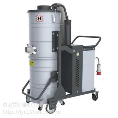 5.5KW工业吸尘器,洁优德粉尘吸尘器