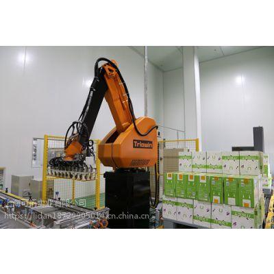 二手搬运机器人上海沃迪专业水泥码垛机械臂