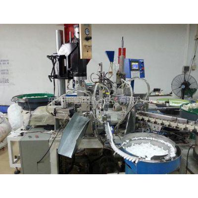 供应WJ16电风扇牙箱自动组装机
