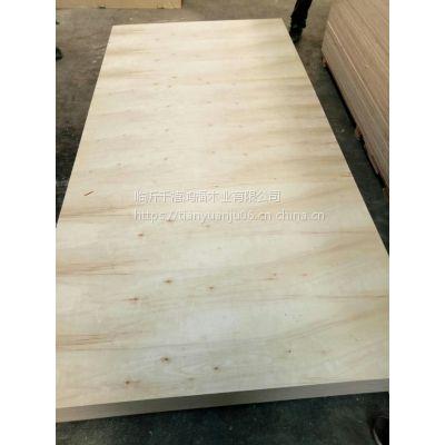 包装板厂家直销 杨木整芯包装板