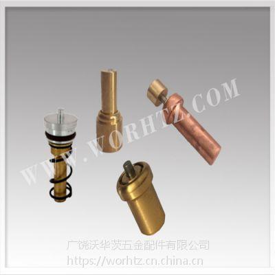 石蜡温包、温控阀芯、温控元件、核心元件、感温包