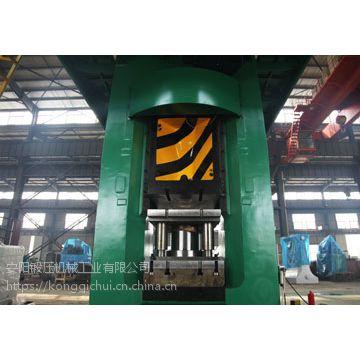 电动螺旋压力机公称力3150千牛工艺适用性强安阳锻压生产