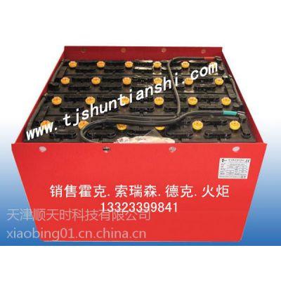 美国邱健蓄电池T-145星邦升降机配套产品