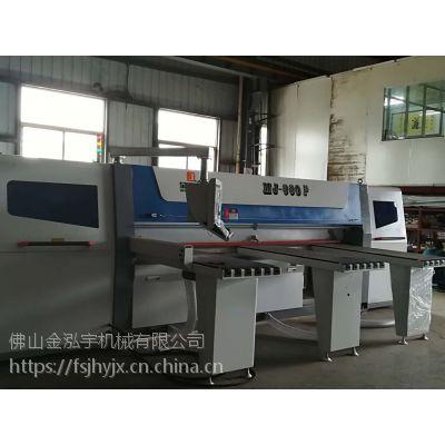 金泓宇高速电子锯 数控全自动电子开料锯MJ-330P木工机械设备厂家直供