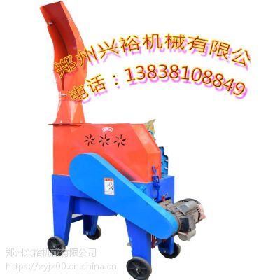 黑龙江大中型四刀六刀铡草机多少钱