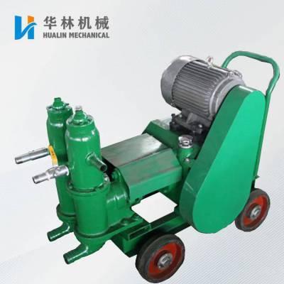 中国山西太原月底促销WSB-6双缸注浆机