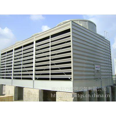 双鸭山玻璃钢冷却塔厂家直供质优价廉 横流式冷却塔双塔设计更节能