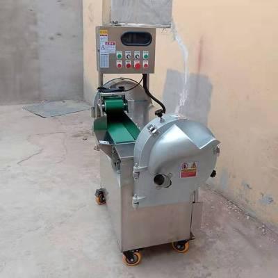 商用电动豆腐皮切丝机 切菜机厂家 可移动不锈钢切菜机质量