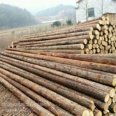 河北长期回收、供应各种园林绿化杉木杆,绿化竹竿、高压防护电线沙松杆、檩条