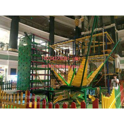 儿童拓展加盟 童子军乐园加盟 儿童探险设备 攀岩设备 室内拓展公司XYS