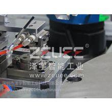 后套自动压接机 插孔后套压接机 自动化插孔后套压接设备