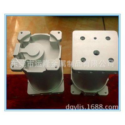 CNC机加工喷绘机墨盒主体铝件、金属墨盒铝件、铝罐、挤压铝型材