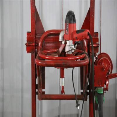 中国山西长治月底促销冲击回转式钻机 ZT300打井机