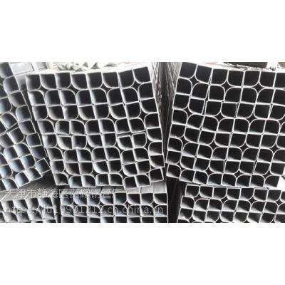 黑退扇形管厂家、扇形管生产厂家