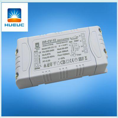 供应可控硅LED调光驱动三种方案 旋钮调光方式12W 24W 36W48W电源