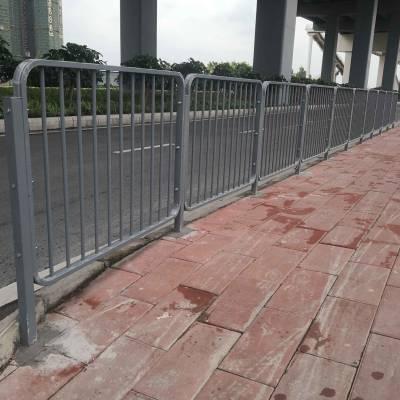 佛山道路隔离栅现货 机动车分隔护栏型号 江门人行道防护栏价格