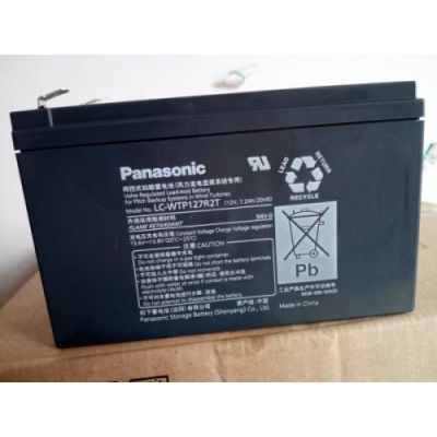 松下蓄电池LC-QA12110ST松下蓄电池2V110AH厂家销售